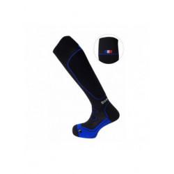 Chaussettes de compression sportive - motif drapeau